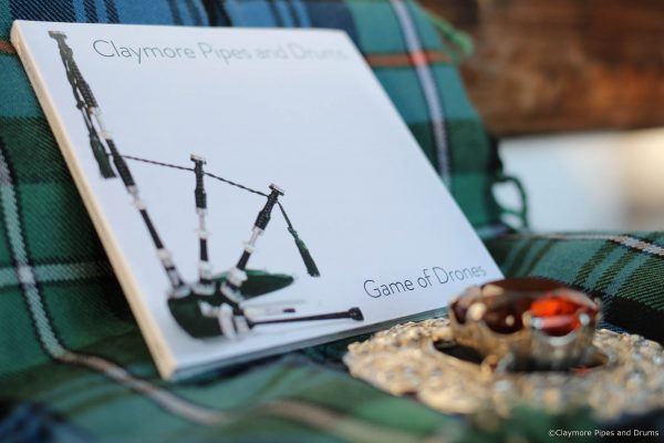 "CD ""Game of Drones"""