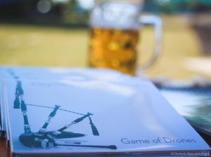 "CD ""Game of Drones"" ab sofort im Shop bestellbar"