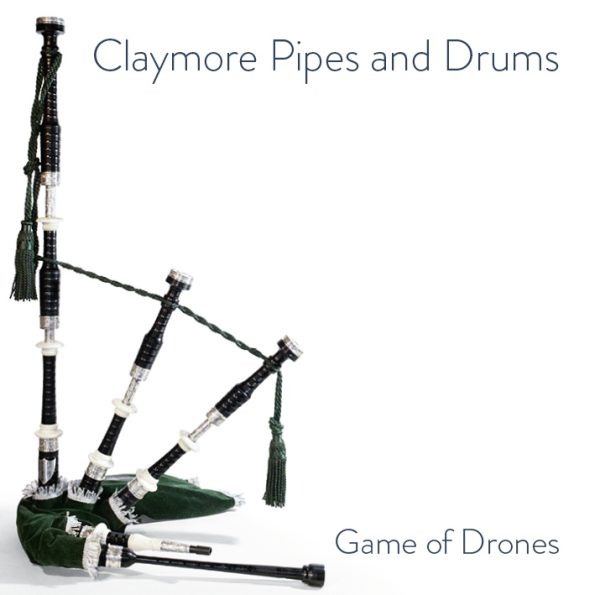 "Booklet CD ""Game of Drones"""