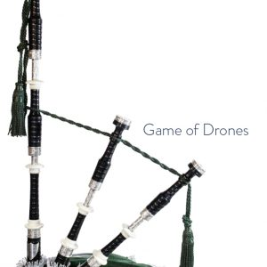 "Booklet DVD ""Game of Drones"""