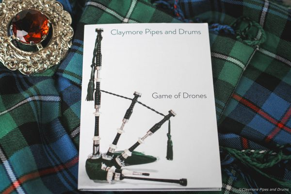 "DVD ""Game of Drones"" - Cover Vorderseite"
